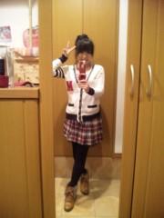 國貞亜花子 公式ブログ/ポニーテール 画像1
