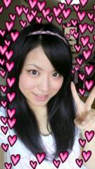 國貞亜花子 公式ブログ/あちゅい〜 画像1