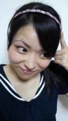 國貞亜花子 公式ブログ/カチューシャ 画像1
