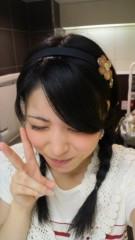 國貞亜花子 公式ブログ/ただいま〜 画像1