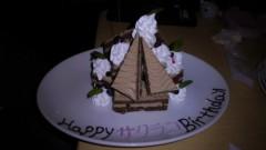 國貞亜花子 公式ブログ/Happy Birthday 画像1