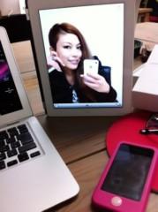 SAYUKI 公式ブログ/iPadで自分撮り。 画像1