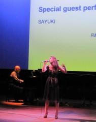 SAYUKI 公式ブログ/5ive planets Live at 横浜ランドマークホール 2 画像1