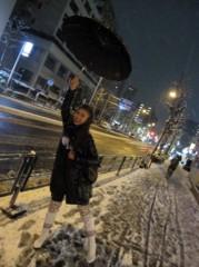 SAYUKI 公式ブログ/雪!! 画像1