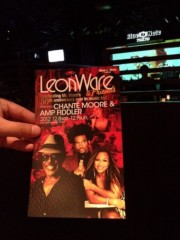 SAYUKI 公式ブログ/Leon WareとShante Moore 画像2