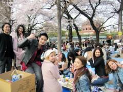 SAYUKI 公式ブログ/お花見@恵比寿 画像1