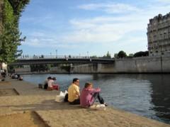 SAYUKI 公式ブログ/パリ10 セーヌ川 画像1