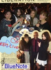 SAYUKI 公式ブログ/BlueNoteでKEM のライブ! 画像3