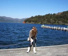 SAYUKI 公式ブログ/箱根芦ノ湖 画像1