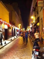 SAYUKI 公式ブログ/パリのナイトアウト 画像2