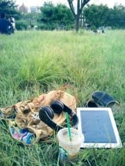 SAYUKI 公式ブログ/公園で作詞! 画像1