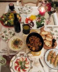 SAYUKI 公式ブログ/もえ邸クリスマスディナー2 画像2
