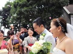 SAYUKI 公式ブログ/Fumie's wedding 2 画像2