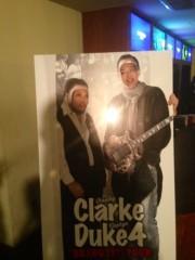 SAYUKI 公式ブログ/Clarke Dukeでグルーヴィナイト! 画像3