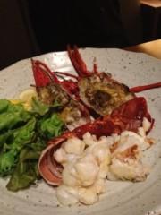 SAYUKI 公式ブログ/鉄板焼き食べたよ。 画像2