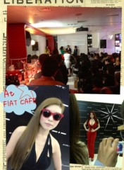 SAYUKI 公式ブログ/イタリアインディペンデントのパーティ! 画像1