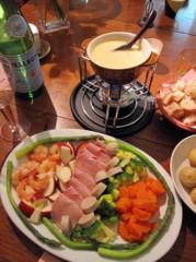 SAYUKI 公式ブログ/今日のディナーはチーズフォンデュ 画像1