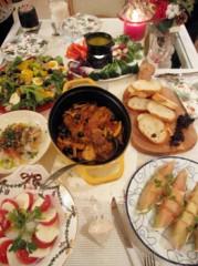 SAYUKI 公式ブログ/もえ邸クリスマスディナー♪ 画像2