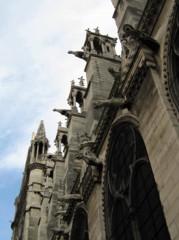 SAYUKI 公式ブログ/パリ8 ノートルダム寺院3 画像3