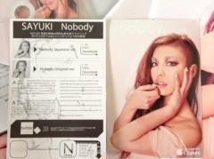 SAYUKI 公式ブログ/Nobody フライヤー! 画像2