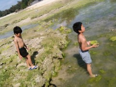 SAYUKI 公式ブログ/糸満の海 画像2