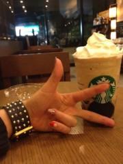 SAYUKI 公式ブログ/今年初フラペチーノ♡ 画像1