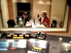 SAYUKI 公式ブログ/ラジオの収録! 画像2