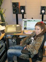 SAYUKI 公式ブログ/スタジオでMIX! 画像3