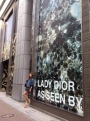 SAYUKI 公式ブログ/LADY DIOR展 画像1