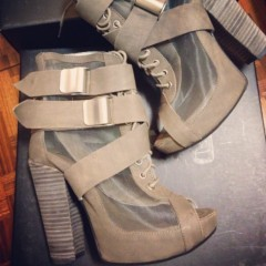 SAYUKI 公式ブログ/今日の靴。 画像1