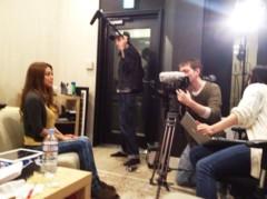 SAYUKI 公式ブログ/レコーディングにインタビュー! 画像2