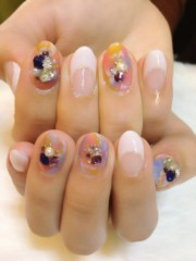 SAYUKI 公式ブログ/春を先取りネイル 画像2