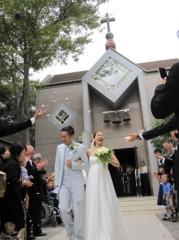 SAYUKI 公式ブログ/Fumie's wedding 2 画像1