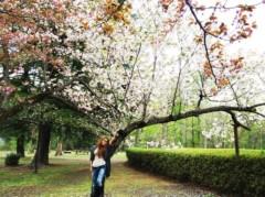 SAYUKI 公式ブログ/母とお花見2 画像2