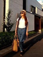 SAYUKI 公式ブログ/ある日のファッションと今夜の告知! 画像3