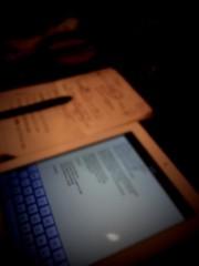 SAYUKI 公式ブログ/新しいiPad♡ 画像3