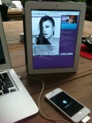 SAYUKI 公式ブログ/念願のiPad2 & iPhone4! 画像1