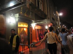 SAYUKI 公式ブログ/ロンドンのクラブ 画像1