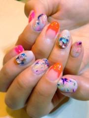 SAYUKI 公式ブログ/夏のネオンネコネイル♫ 画像1