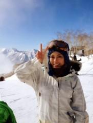 SAYUKI 公式ブログ/池の平と杉之原でスノボしてきた! 画像1