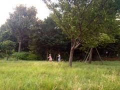 SAYUKI 公式ブログ/公園で作詞! 画像2