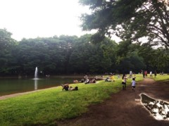 SAYUKI 公式ブログ/代々木公園2 画像2