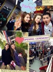 SAYUKI 公式ブログ/オープニングセレモニーのパーティ! 画像1