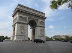 SAYUKI 公式ブログ/パリ3 バイクでパリ観光 画像2