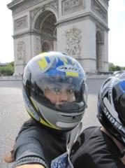 SAYUKI 公式ブログ/パリ3 バイクでパリ観光 画像3