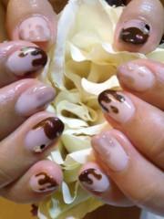 SAYUKI 公式ブログ/9月のチョコネコネイル! 画像3
