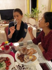 SAYUKI 公式ブログ/女子会!?@もえ邸 画像3