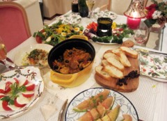 SAYUKI 公式ブログ/もえ邸クリスマスディナー2 画像3