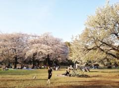 SAYUKI 公式ブログ/代々木公園 画像2