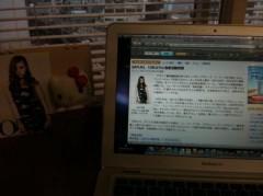 SAYUKI 公式ブログ/Yahoo topics!!! 画像1
